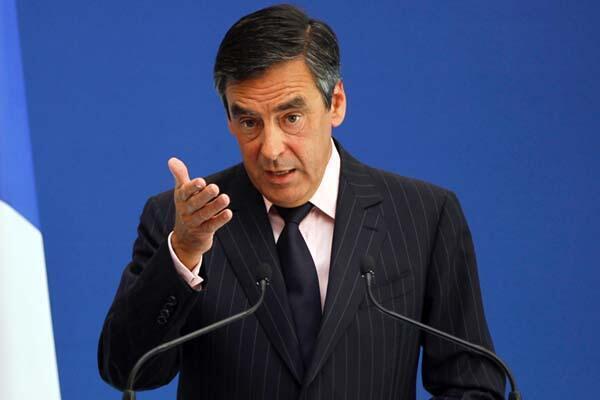 PM Faransa Francois Fillon
