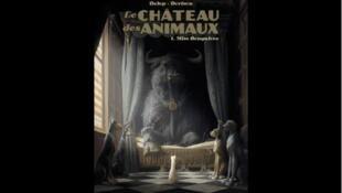 Couverture de la bande-dessinée «Le Château des animaux. Tome 1 Miss Bengalore».