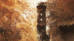 Couverture de la bande dessinée Ar-Men d' Emmanuel Lepage.
