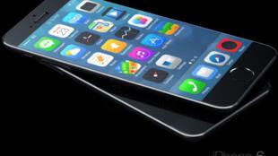 L'Iphone 6.
