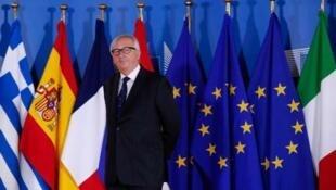 欧盟委员会主席容克28日召开小型峰会   讨论移民问题  2018年6月