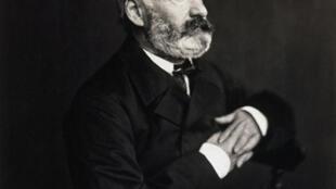 Víctor Hugo en 1862.