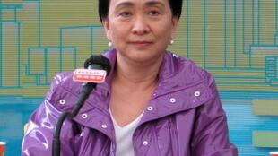 香港民主党主席立法会议员刘慧卿