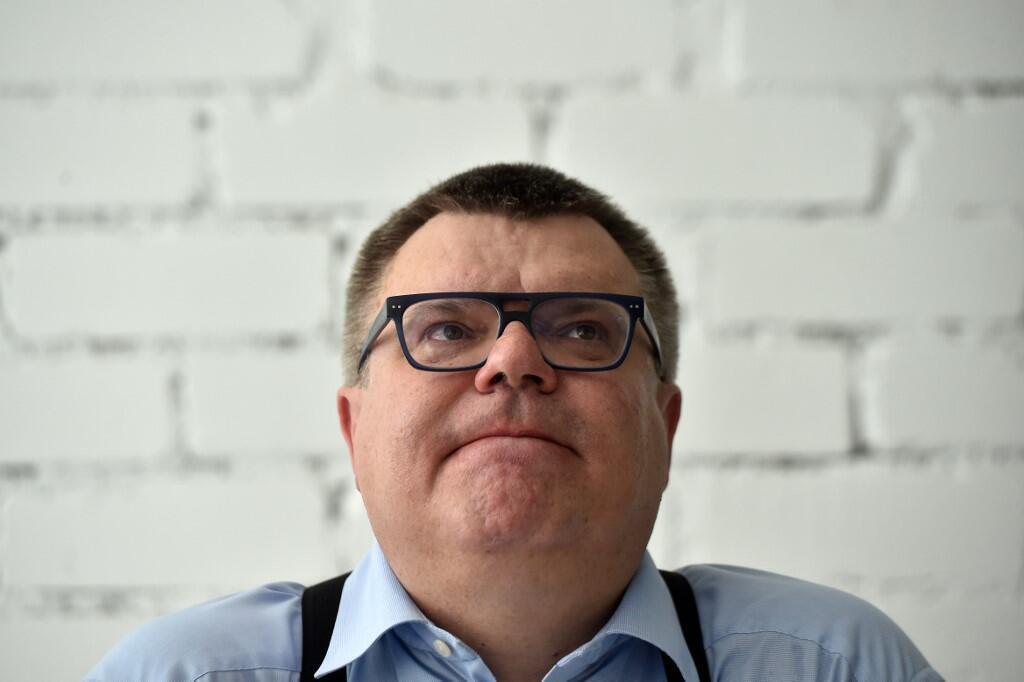 Виктор Бабарико. Фото до ареста. 11.06.2020