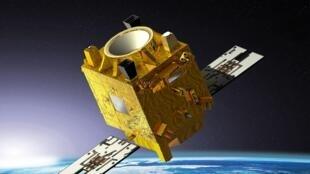 Le satellitte français microscope permettra de tester, pour la première fois dans le vide et dans l'espace, l'universalité de la chute libre, avec une précision 100 fois meilleure que sur la Terre.