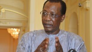 Le président tchadien, Idriss Déby, s'est félicité de «—l'esprit démocratique du débat—» à l'issue du forum (photo d'illustration).