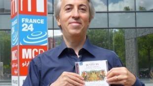 El compositor argentino Esteban Benzecry