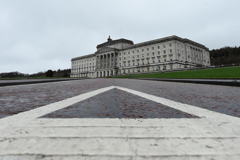 Trụ sở nghị viện Bắc Ireland, ở Belfast.