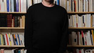 Jean-Michel Djian, journaliste écrivain.