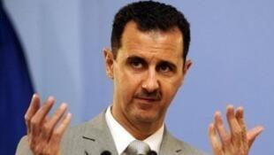 Vence nesta sexta-feira ultimato dato por rebeldes a Bashar al-Assad.