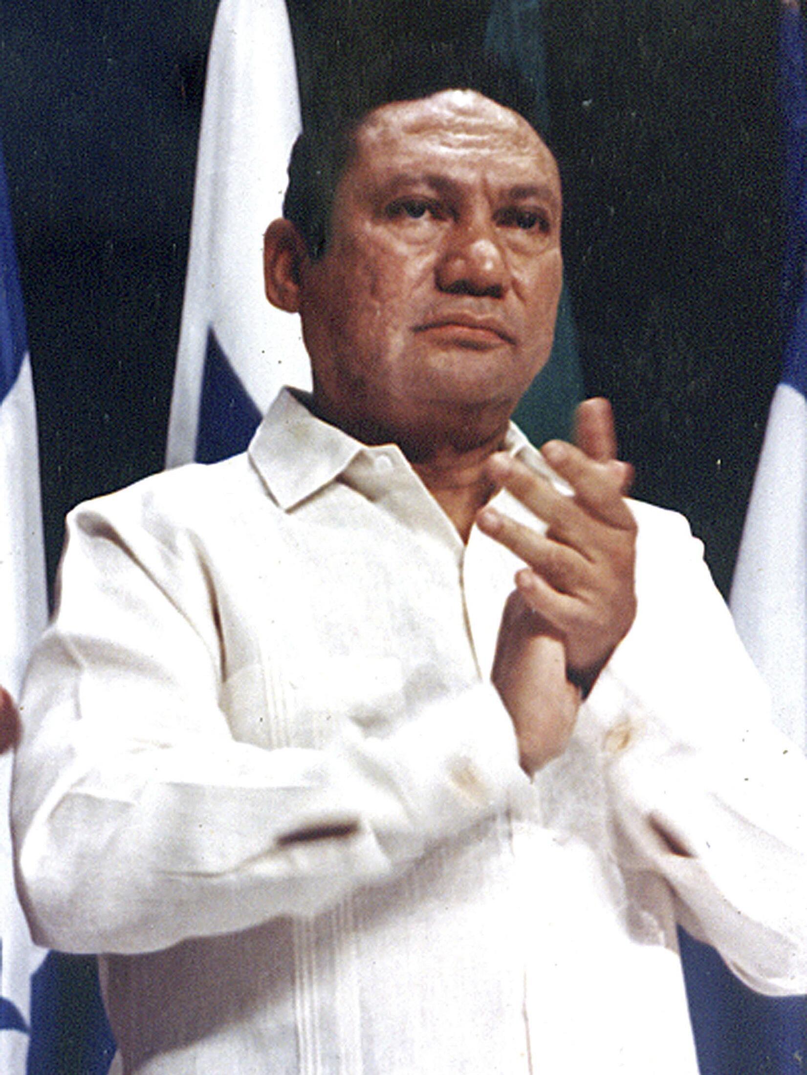Tsohon Shugaban Panama Manuel Noriega