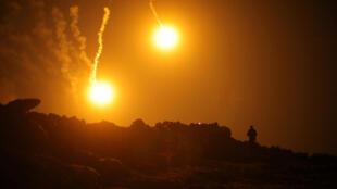 伊斯蘭國組織最後盤踞的地盤巴胡茲被攻克
