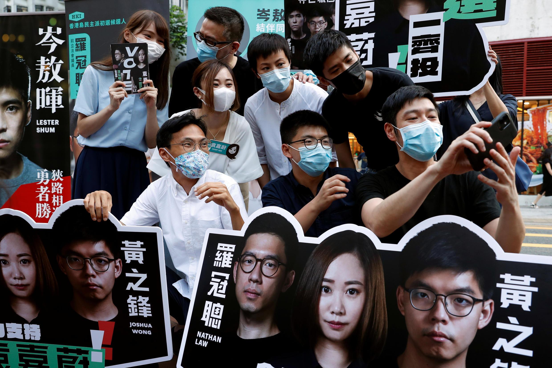 HONGKONG-ELECTION/