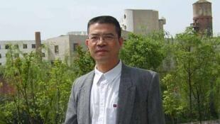 貴州民運人士陳西