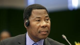 Le président béninois Thomas Boni Yayi.
