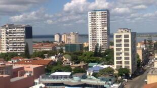 Maputo, capital moçambicana