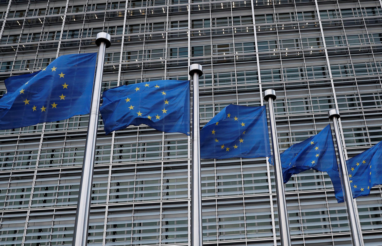 Makao makuu ya Tume ya Ulaya huko Brussels.