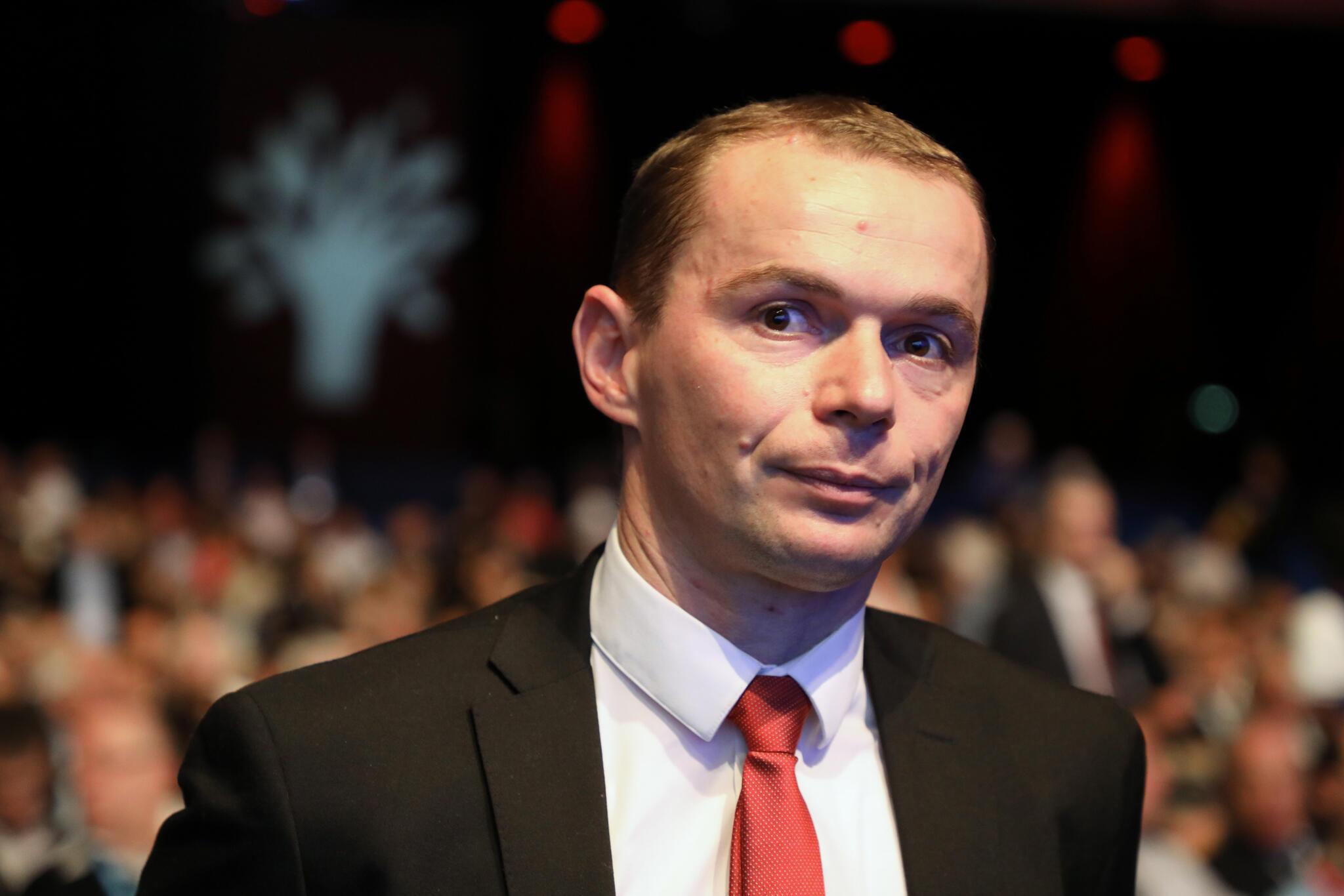 Olivier Dussopt, secrétaire d'État auprès du ministre des Comptes publics, en charge de la Fonction publique