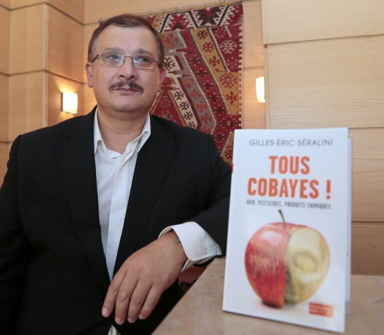 La Autoridad Europea de Seguridad Alimentaria rechazó el estudio de Gilles-Eric Séralini.