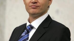 Sweden's former Defence Minister Sten Tolgfors