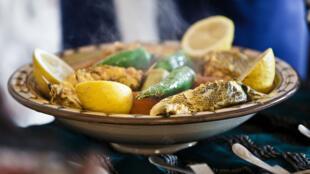 mérou - legumes - tunisie