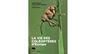 Couverture «La vie des coléoptères d'Europe».
