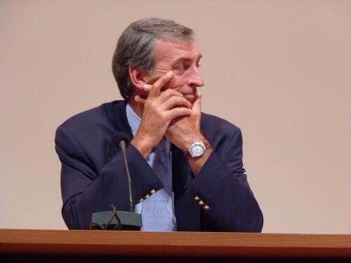 François Dabis, professeur d'épidemiologie et coordonnateur des programmes de recherches à l' ANRS.