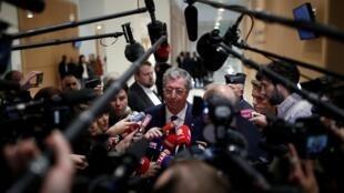 На слушания по делу Балкани собрались несколько десятков журналистов