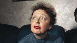 Edith Piaf (Paris, 1959).