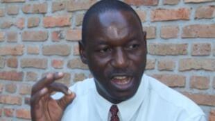 Le président de la Commission électorale nationale indépendante (Céni), Pierre-Claver Ndayicariye.