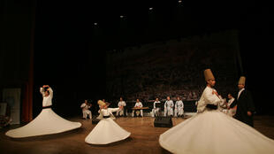 Sufi Dervish dance
