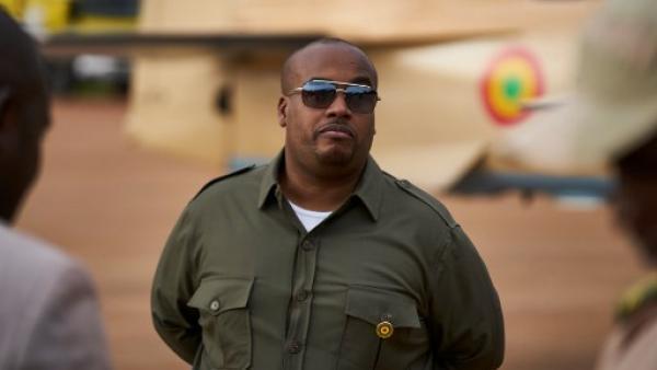 Image RFI Archive - Mali - Karim Keïta