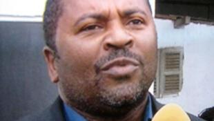 Adelino Izidro, advogado