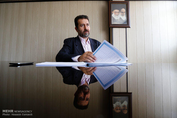 دکتر مهرداد علی بخشی، مدیر کل سازمان پزشکی قانونی ایران