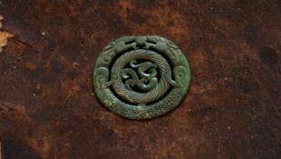 Pochette de l'album d'A State of Mind «The Jade Amulet».