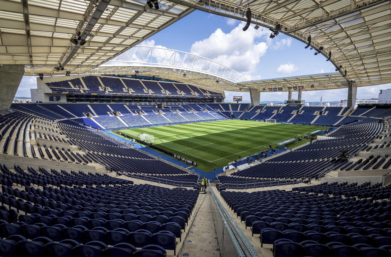 PHOTO Stade du Dragon - Porto