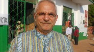 José Ramos Horta,  antigo representante do secretário-geral da ONU para a Guiné-Bissau.
