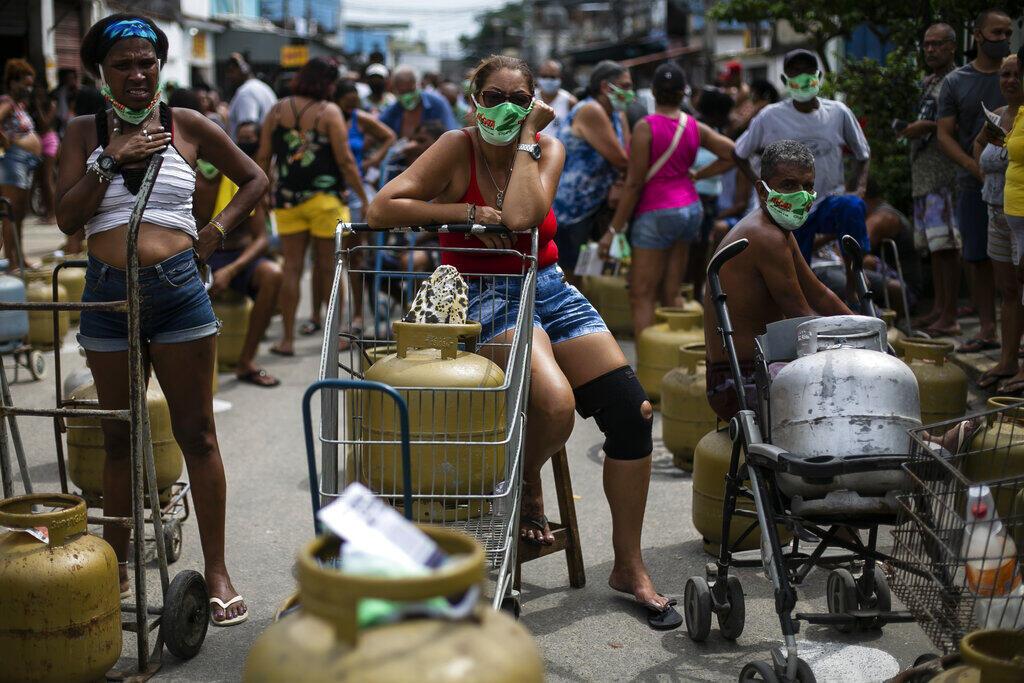 Brasileiros desigualdade