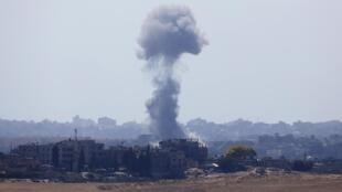 Hare haren Isra'ila a yankin Gaza