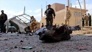 AFGHANISTAN: attaque à Ghazni 29 nov. 2020