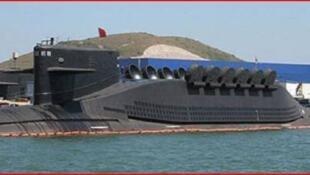 Французский ракетный подводный крейсер (SNLE)