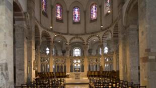 L'Eglise Sainte-Marie-du-Capitole de Cologne.