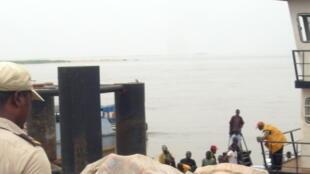 Le port de Brazzaville va être l'objet d'une importante modernisation.
