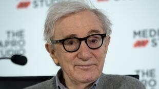 Woody Allen à Saint-Sébastien, en Espagne, le 9 juillet 2019.