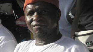 Kumba Yalá, fundador do PRS e ex chefe de Estado guineense