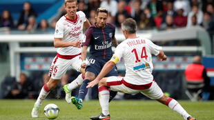Para jogadores do Bordeaux, PSG está acima da liga.