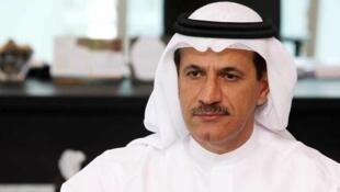سلطان المنصوری، وزیر اقتصاد امارات