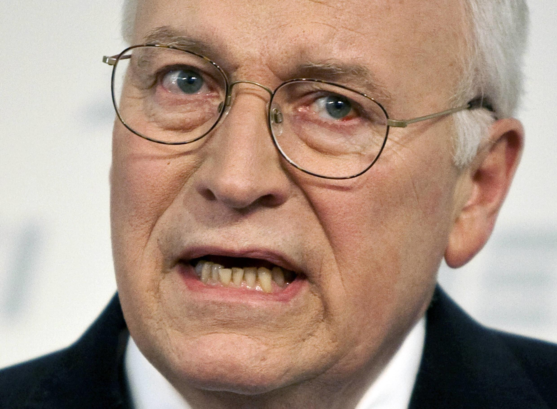 L'ancien vice-président Dick Cheney, républicain, défend l'utilisation du programme de surveillance par le démocrate Obama.