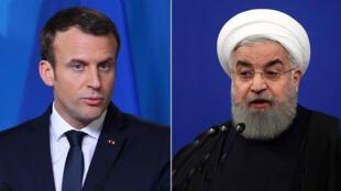 حسن روحانی، رئیس جمهوری اسلامی ایران، در گفتگوی تلفنی با امانوئل ماکرون، رئیس جمهوری فرانسه، اطمینان داد که تهران در پی جنگ با هیچ کشوری از جمله ایالات متحد آمریکا نیست.