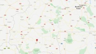 Wafanyakazi wanne wa Huawei waliotekwa nyara kwenye barabara ya Ouo-Sidéradougou kusini mwa Burkina Faso wamachwa huru, Novemba 22, 2019.